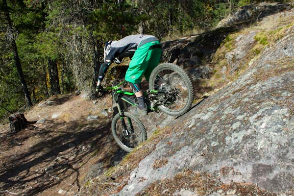 BIKERUMOR!: Galfer's moto experience shows in their floating brake rotor and pads for MTB
