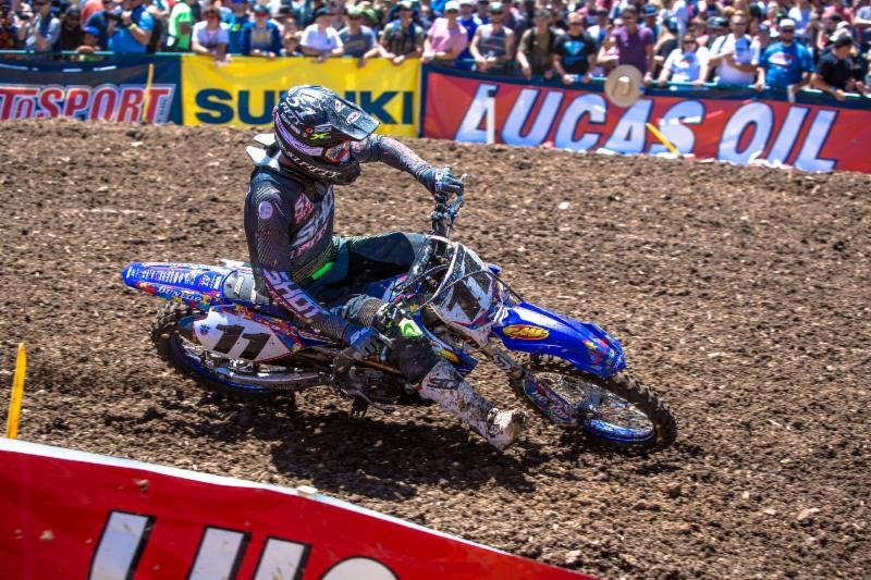 51FIFTY Energy Drink Yamaha report: Chisholm out after High Point 2018