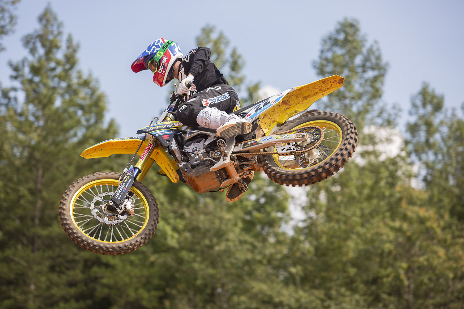 JGRMX: Chad Reed to race Monster Energy Cup with JGRMX