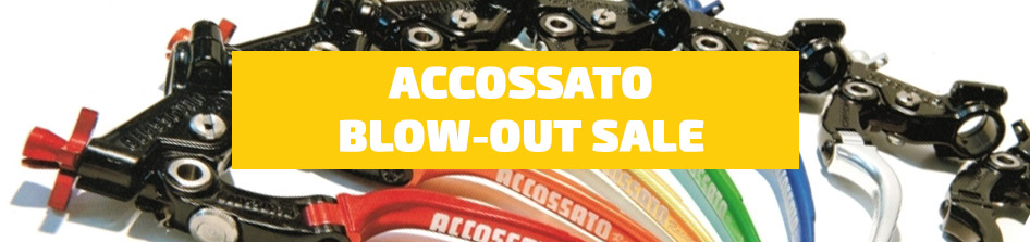 Galfer USA announces blow-out prices on Accossato products
