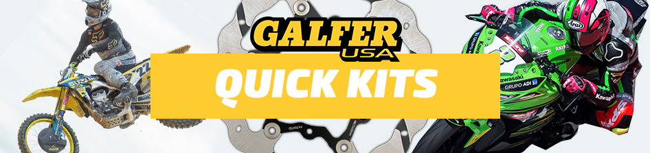 Galfer Quick Kits